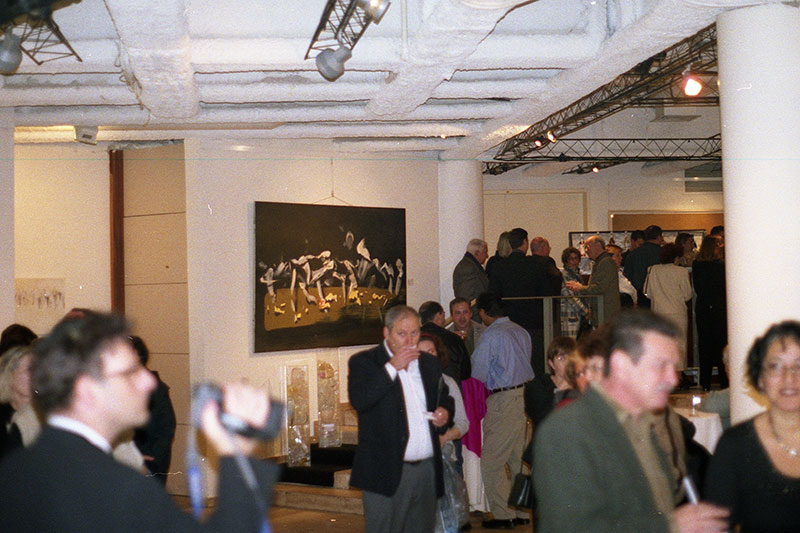 International Young Art. – Sotheby's – Tel Aviv, 2001